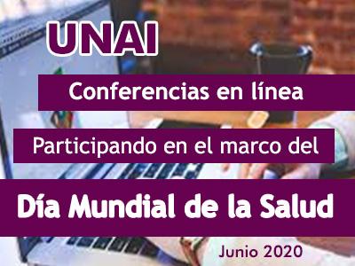 CONFERENCIAS EN LÍNEA